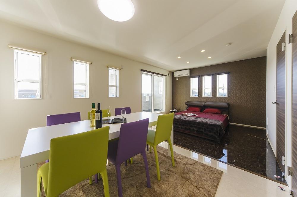 省エネ、創エネ対応住宅 自然素材×イタリア製建材×デザイナーズ家具装備で、1ランク上の佇まいの写真3