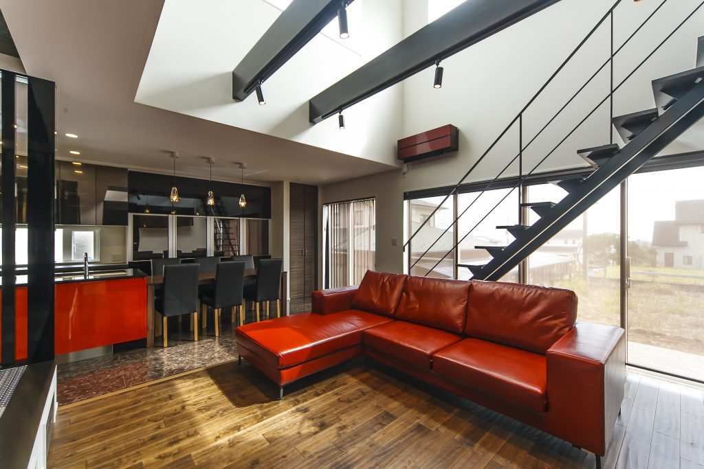 豪華さと煌びやかさを兼ね備え、素材、デザイン、心地よさすべてにこだわった上質の建物の写真1