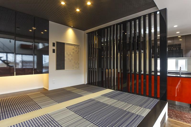 豪華さと煌びやかさを兼ね備え、素材、デザイン、心地よさすべてにこだわった上質の建物の写真3