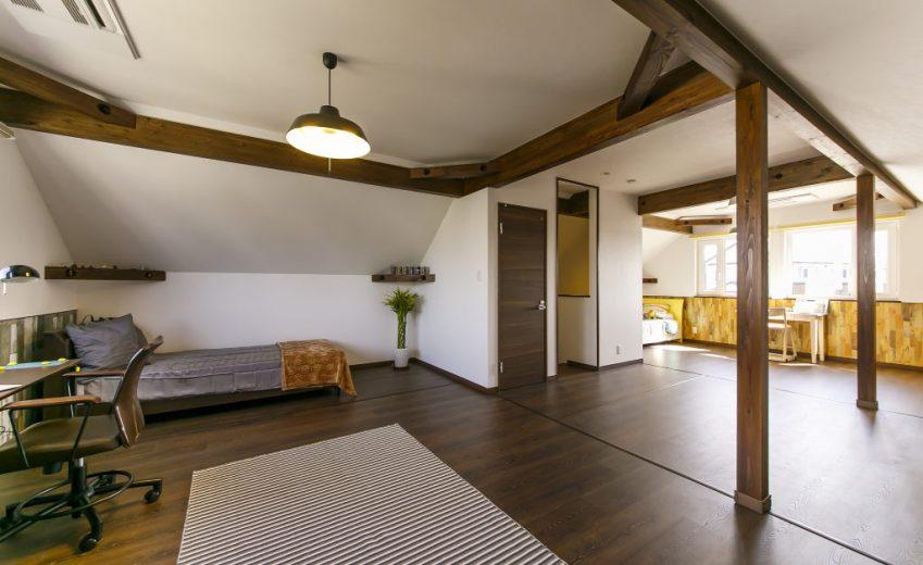 大屋根の重厚感と美しくコンパクトで住み心地よい「自分サイズ」の家の写真2